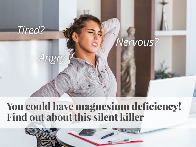 Could You Have A Magnesium Deficiency And Not Know?