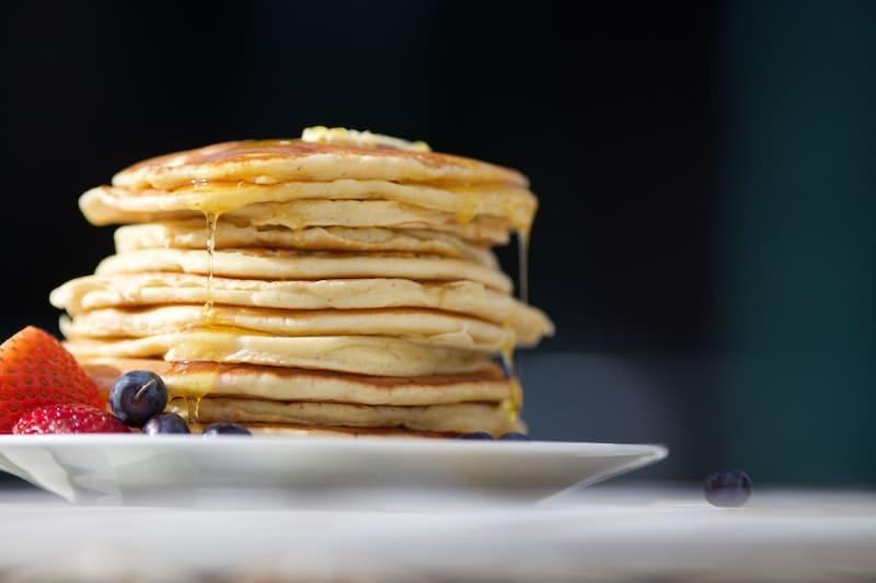 Te enseñamos a hacer las pancakes saludables perfectas